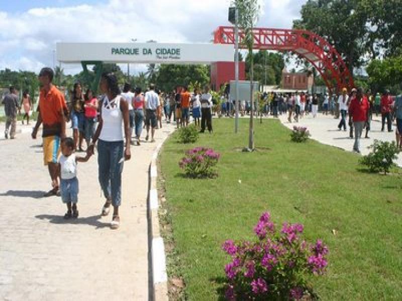 mini jardim jornal hoje : mini jardim jornal hoje:Jornal Carlos Lima – Jornal da Povo – Parque da Cidade recebe