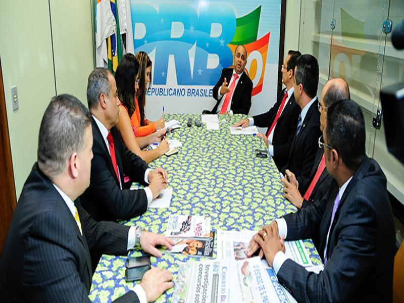 """""""Cobramos da imprensa, o que ela cobra de nós: transparência"""", diz líder do PRB sobre CPI da Globo"""