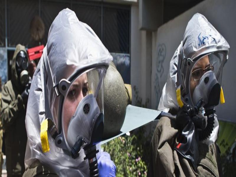 Israel prepara população para chuva de mísseis