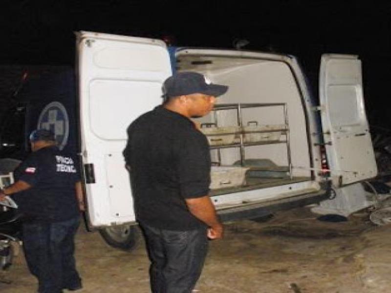 Primeiro duplo homicídio de 2013 em Feira de Santana