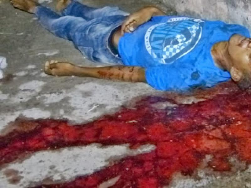 Rocinha: duplo homicídio na noite desta terça-feira