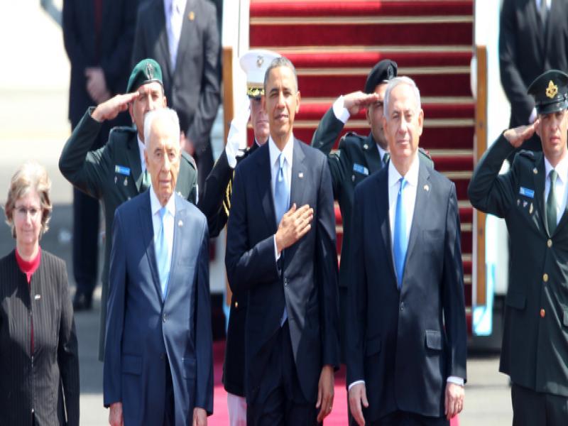 Obama diz que paz deve chegar à Terra Santa