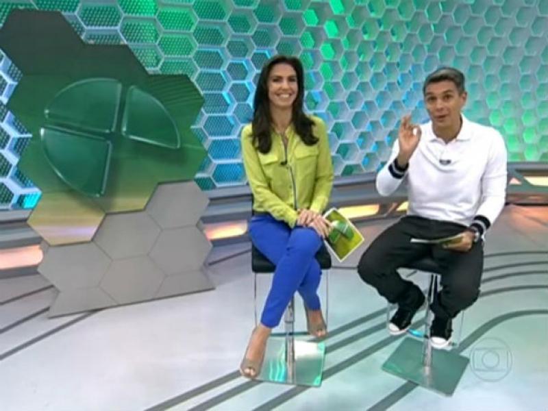 Galvão Bueno dá resposta dura em apresentadores da Globo e causa saia justa