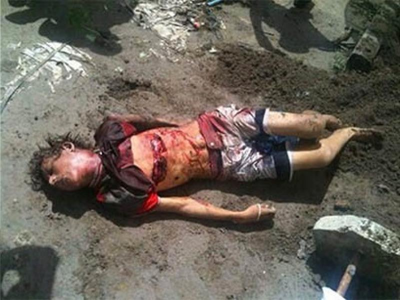 3bf8c4324af Adolescente é assassinado com requinte de crueldade por amigos que bebem o  seu sangue