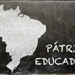 PÁTRIA EDUCADORA,PÁTRIA TRANSGRESSORA