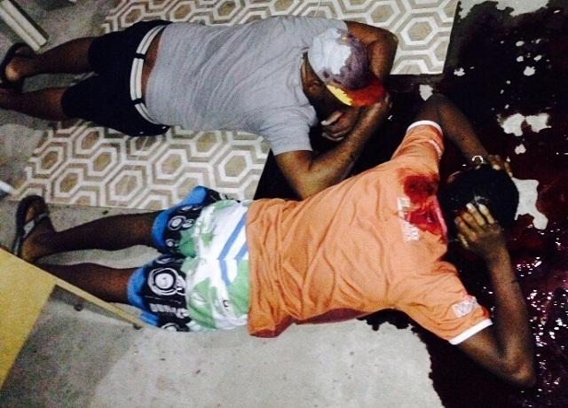 Chacina mata quatro jovens na fazenda Tanquinho em Feira de Santana