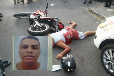 PERSEGUIÇÃO A MOTOCICLISTA TERMINA EM MORTE