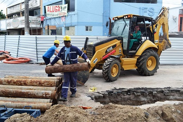 BRT terá várias frentes de serviço e vai gerar mil empregos