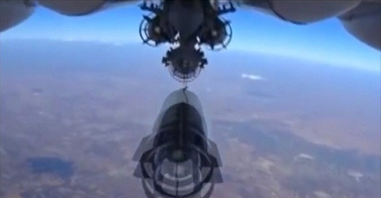 Exército russo diz que abateu 60 alvos terroristas na Síria em 24 horas