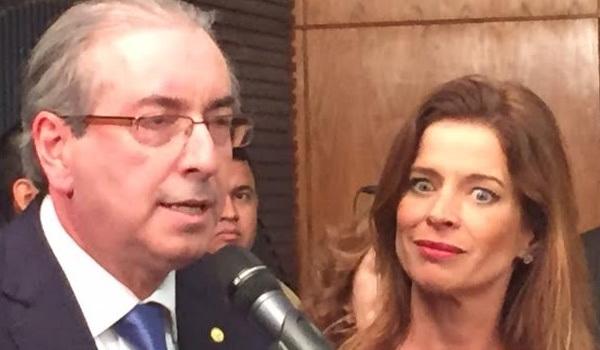 Por que a mulher de Cunha aparece como 'dona de casa' nas contas da Suíça.