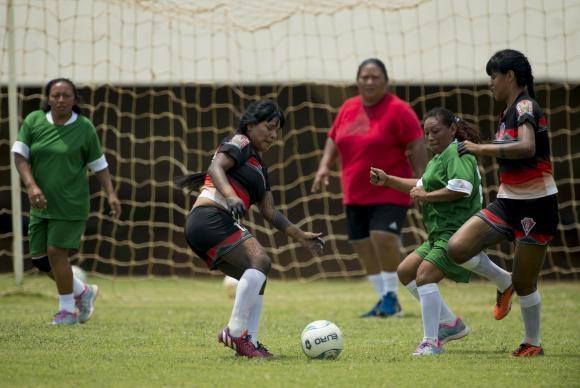 Definidas partidas de quartas de final do futebol nos Jogos Indígenas