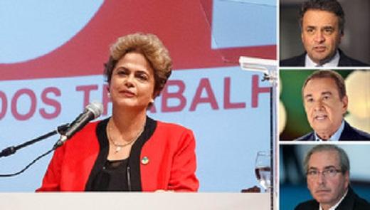 Dilma e a desmoralização dos golpistas