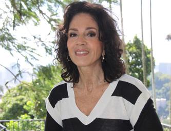 Corpo da atriz Yoná Magalhães é velado no Rio