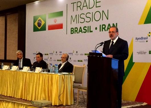 Missão parlamentar do Irã quer mais alimentos do Brasil