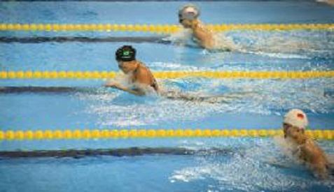 Jogos Mundiais Militares: Brasil conquista sete medalhas na natação