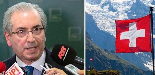 Cunha volta a pedir sigilo em inquérito que investiga contas na Suíça