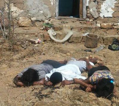Chacina: Quatro pessoas são assassinadas em Anguera