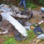Policial rodoviário vai prestar socorro em acidente e encontra família morta