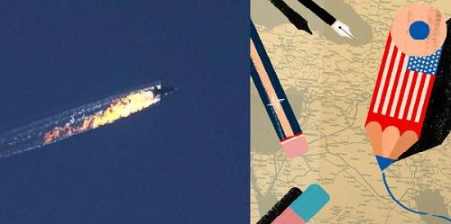 Turquia, membro da OTAN, teve aval dos EUA para derrubar avião russo?
