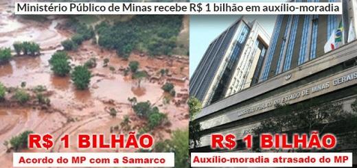 MP de Minas faz estrago nos cofres públicos igual valor do acordo com a Samarco