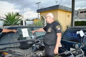 CHEFE DE FISCALIZAÇÃO DA SMTT DERMEVAL FRUTUOSO FOI EXONERADO