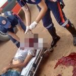 Menor baleado no bairro Campo Limpo morre antes de chegar ao HDPA
