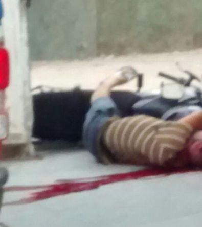Homem é assassinado com vários tiros no Liberdade