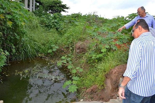 Prefeitura fará estudo hidrogeológico em área próxima ao Parque da Lagoa