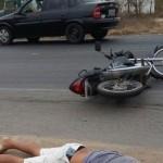 Acidente na BR-116 Norte mata policial em Feira de Santana