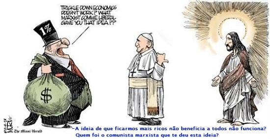 Católicos dão apoio ao Papa contra intrigas do Vaticano