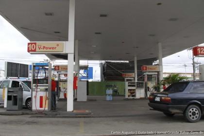 Aumento de combustível em Feira de Santana é brincadeira de dono de posto.