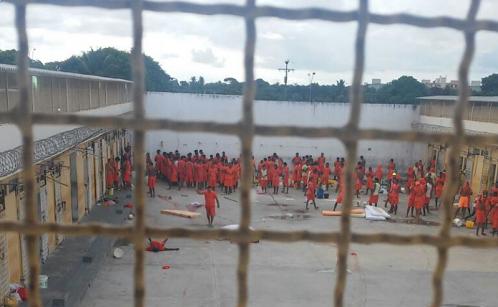 Processo administrativo apura participação de servidores do Presídio de Feira por regalias para presos