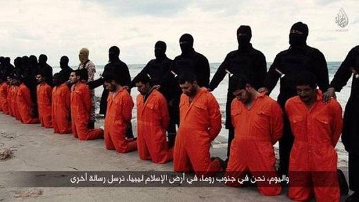 """Com as bênçãos dos EUA o """"Exército Islâmico"""" segue sua trajetória de terror"""