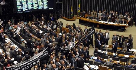 As principais propostas aprovadas pela Câmara dos Deputados em 2015