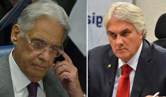 Cerveró confirma que Delcídio recebeu US$ 10 milhões da Alstom no governo FHC