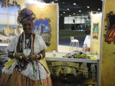 Bahia divulga cultura e atrativos turísticos na capital federal