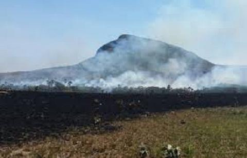Estado e União deverão atuar contra incêndios na Chapada
