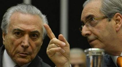 EDUARDO CUNHA FALA DO REPASSE DE R$ 5 MILHÕES DA OAS A TEMER