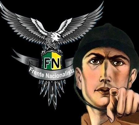 O fascismo do grupo brasileiro denominado de Frente Nacionalista