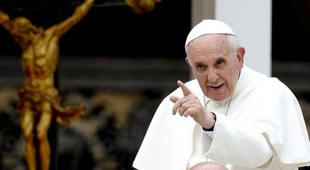 Papa Francisco deseja que líderes mundiais atenuem impactos no clima