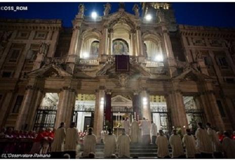 Papa abrirá Porta Santa da Basílica de São João de Latrão
