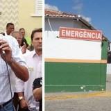 Ex-prefeito capota carro ao tentar fugir de assalto