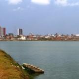 Mais uma vez as obras da Lagoa Grande se torna cabo eleitoral em Feira de Santana