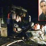 Família morre após bater carro de frente com ônibus em Porto Seguro