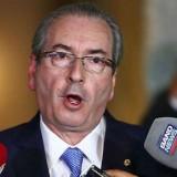 Cunha ironiza cassação pós-impeachment, bate em Dilma e não desgruda de Temer
