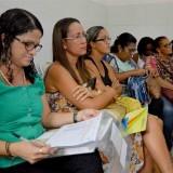Diretores de escolas do município debatem prioridades no Projeto Escolas em Rede