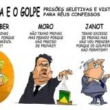Die Zeit: o Brasil tem um governo ou um bando de gângsters?