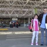 Refugiada síria participa de revezamento da Tocha Olímpica em Brasília