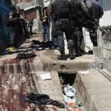 Confrontos armados deixam seis mortos e três feridos em favela do Rio