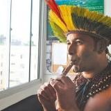 Índios dão seu 'jeito para morar' em conjunto habitacional